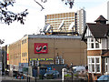 TQ3875 : Virgin Media installation, Lewisham by Stephen Craven
