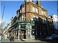 TQ3387 : The Bird Cage public house, Stamford Hill by Stacey Harris