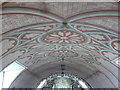 HY4800 : Lamb Holm: Italian Chapel ceiling by Chris Downer