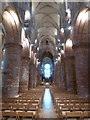 HY4410 : Kirkwall: cathedral interior by Chris Downer