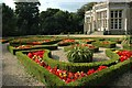 SZ2093 : Gardens - Highcliffe Castle by Anthony Parkes