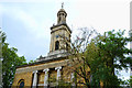 TQ3278 : Fielding Street, Walworth Road, south London SE17, St Peter's Church by Charles Thompson