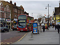 TQ1280 : South Road, Southall by Alan Murray-Rust