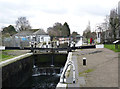 TQ1379 : Norwood Top Lock by Alan Murray-Rust