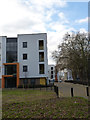 TQ2079 : New flats at South Acton by Alan Murray-Rust