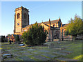 SJ7586 : St Mary's Church, Bowden by David Dixon