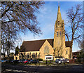 SJ7791 : St Mary Magdalene  Church, Ashton-on-Mersey by David Dixon
