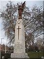 TQ3389 : Tottenham War Memorial by Philip Halling