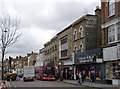 TQ2080 : Acton High Street by Alan Murray-Rust