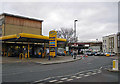 TQ3175 : Petrol station, Brixton by Richard Dorrell