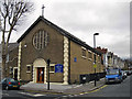 TQ3275 : St. Philip and St. James Roman Catholic Church, Poplar Walk by Richard Dorrell