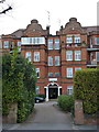 TQ2078 : Bedford Park Mansions by Alan Murray-Rust