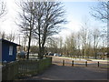 SJ9960 : Tittesworth Water Visitor Centre parking by Peter Turner