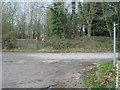 SP3715 : Path by Wilcote Grange by Shaun Ferguson