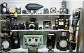 SJ6447 : Equipment display at Hack Green Secret Nuclear Bunker by Roger  Kidd