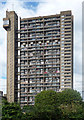TQ2482 : Trellick Tower, Golborne Road by Stephen Richards
