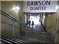 SE1633 : Steps to the Rawson Quarter by Stephen Craven