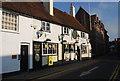 TQ5946 : Man of Kent, East St by N Chadwick