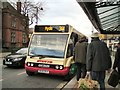 SJ9494 : 344 Bus by Gerald England