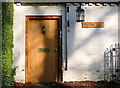 SZ1195 : Old Village School Door by Nigel Mykura