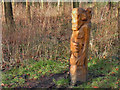 SD7912 : Irwell Sculpture Trail, Burrs Country Park by David Dixon