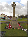 SD6108 : Aspull War Memorial by David Dixon