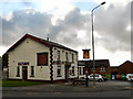 SD6108 : The Queen's Head, Aspull by David Dixon