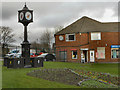 SD6108 : Aspull Clock by David Dixon