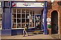 SJ7578 : Age UK Charity Shop, Kings Street, Knutsford by Roger A Smith