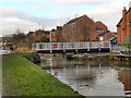 SD5209 : Leeds and Liverpool Canal, Finch Mill Swing Bridge by David Dixon