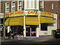 TQ2389 : Cafe Express, Finchley Lane / Glebe Crescent, NW4 by Mike Quinn