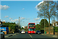 TQ4067 : 119 bus on Hayes Lane by Robin Webster