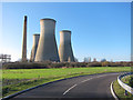 TR3362 : Richborough Power Station by Oast House Archive