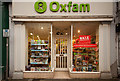 SJ7578 : Oxfam Charity Shop, Princess Street, Knutsford by Roger A Smith