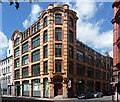 SJ8498 : 3 Dale Street, Manchester by Stephen Richards