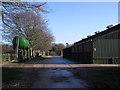 SU2277 : Upham Farm, Upper Upham by Vieve Forward