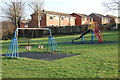SK4580 : Play Park off Quarry Road by John Jennings