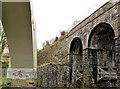 J3583 : Bleach Green viaducts, Whiteabbey (5) by Albert Bridge