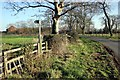 SJ4358 : Stile near Leahall Farm by Jeff Buck