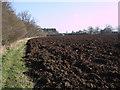 SU2695 : Footpath south of Oak Wood by Vieve Forward