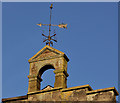 J4568 : Weathervane, Comber by Albert Bridge
