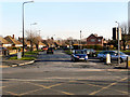 SJ7988 : Aimson Road East, Timperley by David Dixon
