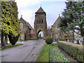 SJ7693 : The Chapel at Urmston Cemetery by David Dixon