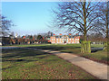 SJ7387 : Dunham Massey Hall and Lawns by David Dixon