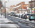 SK5801 : Milligan Road in the snow : Week 6