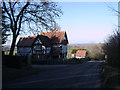 SU1180 : Half-timbered house, Salthrop by Vieve Forward