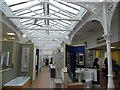 C4315 : Interior, former railway station, Derry / Londonderry by Kenneth  Allen