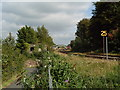SX5994 : Okehampton Station by Keith Kingdom
