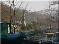 SJ9377 : Bollington over the water looking NE by Peter Turner