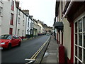 SH7877 : Berry Street, Conwy by Eirian Evans
